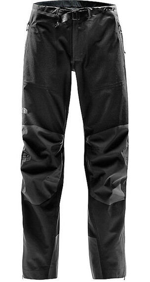 The North Face W's Summit Series L5 Shell Pant Regular TNF Black/Asphalt Grey Jacquard